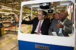 Sec. Perez at FORD