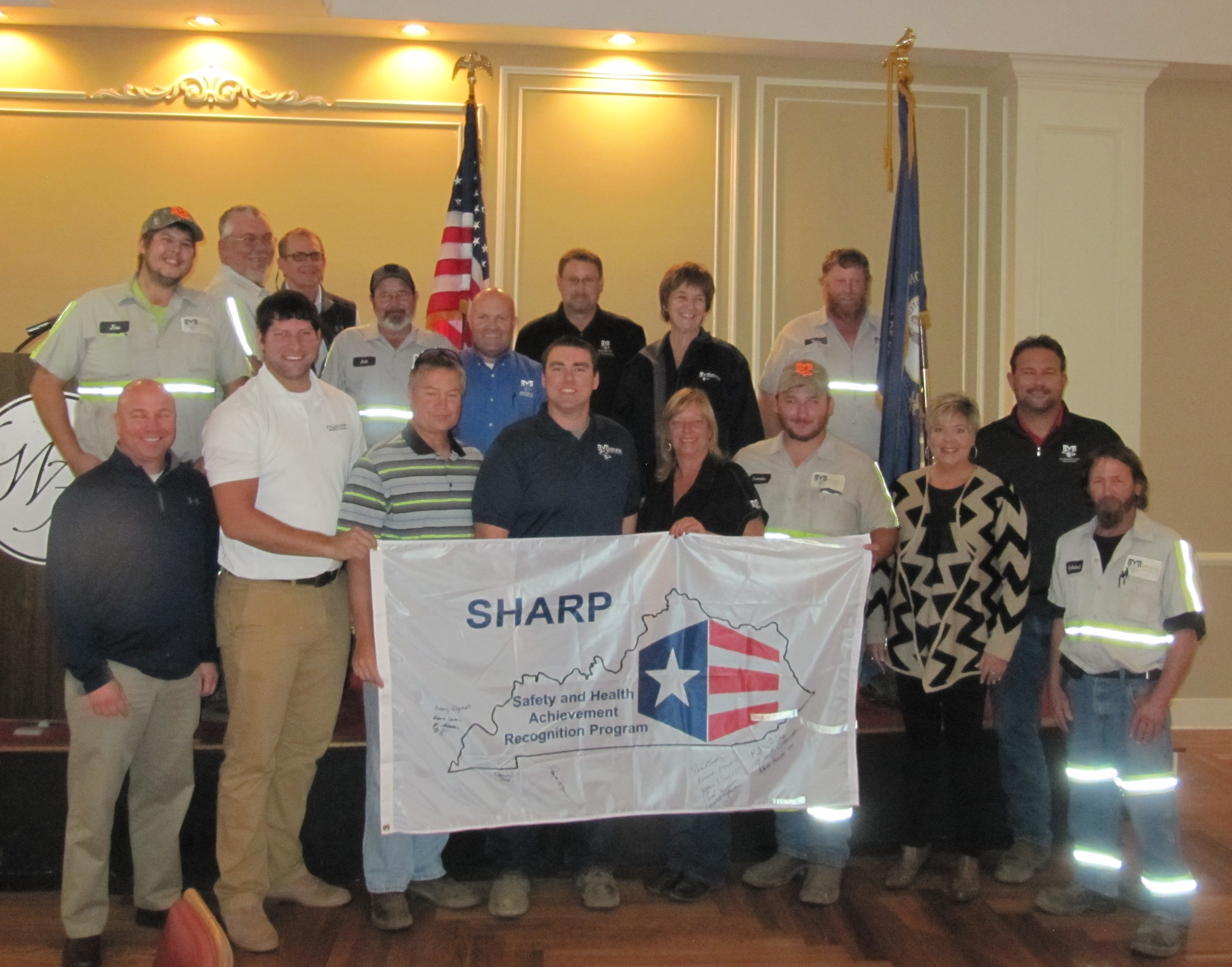 River Metals Recycling Paducah Facility Earns SHARP Award